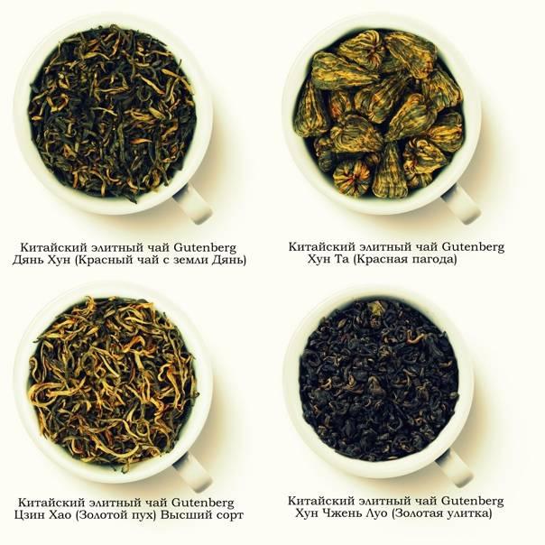 Правила заваривания и употребления красного чая