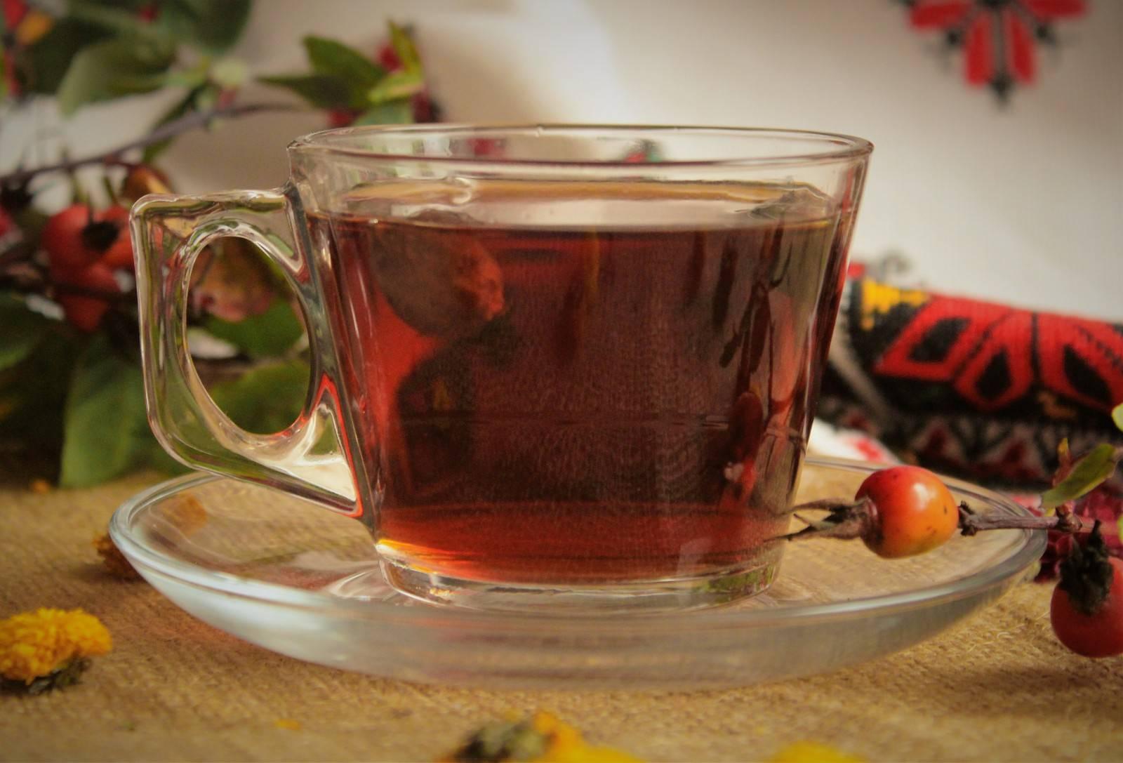 Чай из боярышника: польза и вред, рецепты приготовления