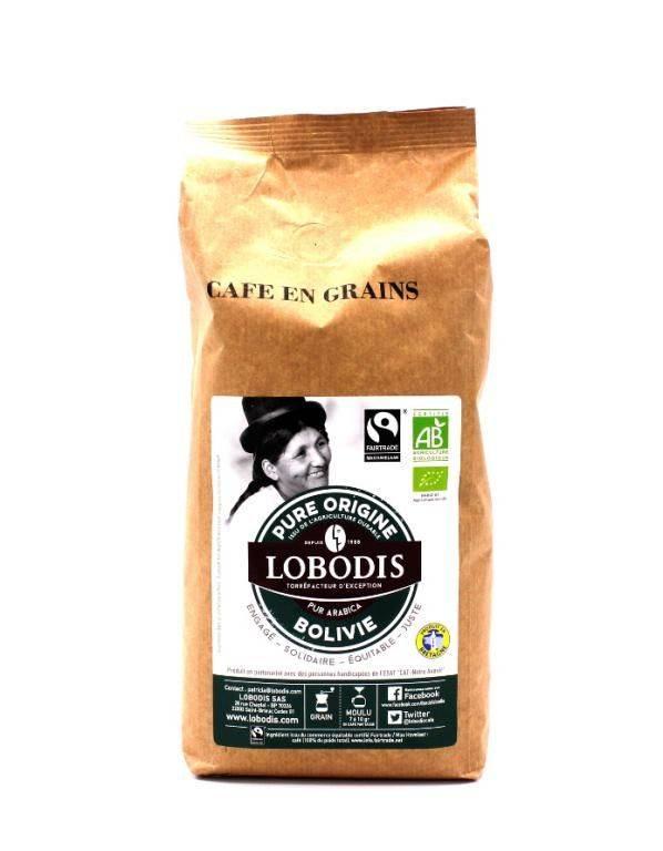 Кофе в зернах lobodis perou tingo maria натуральный жареный 1 кг