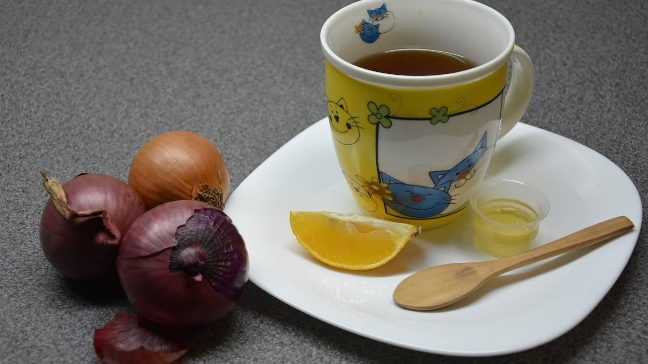 Луковый чай: полезные свойства, противопоказания и правила заваривания