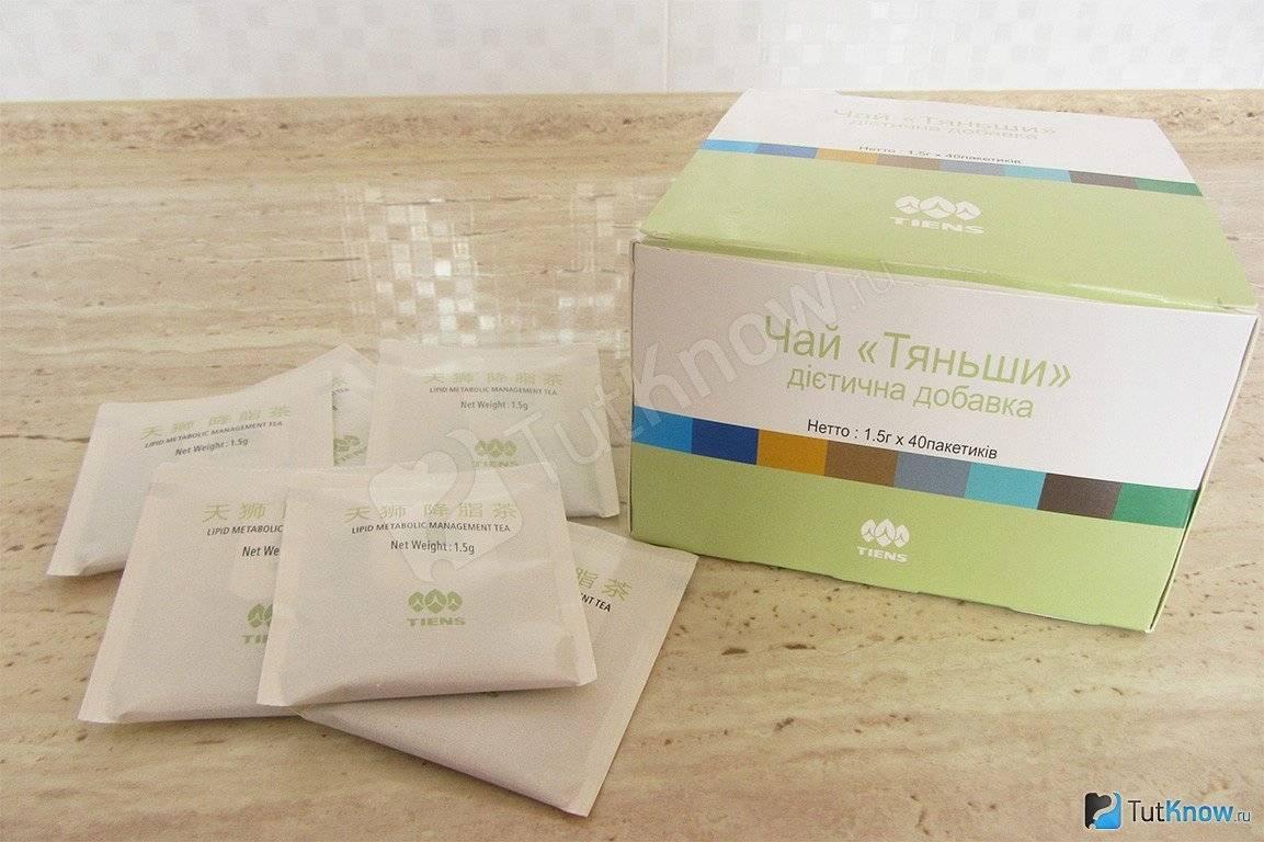 Чай тяньши: полезный напиток китайской медицины