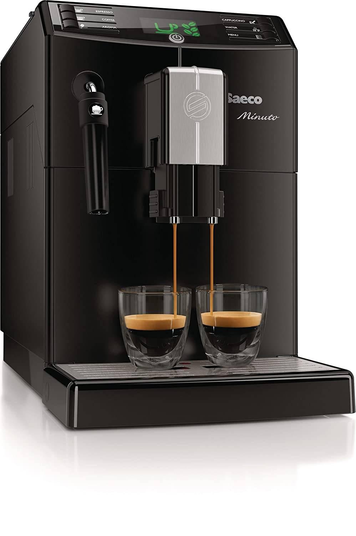 Автоматические зерновые кофемашины saeco