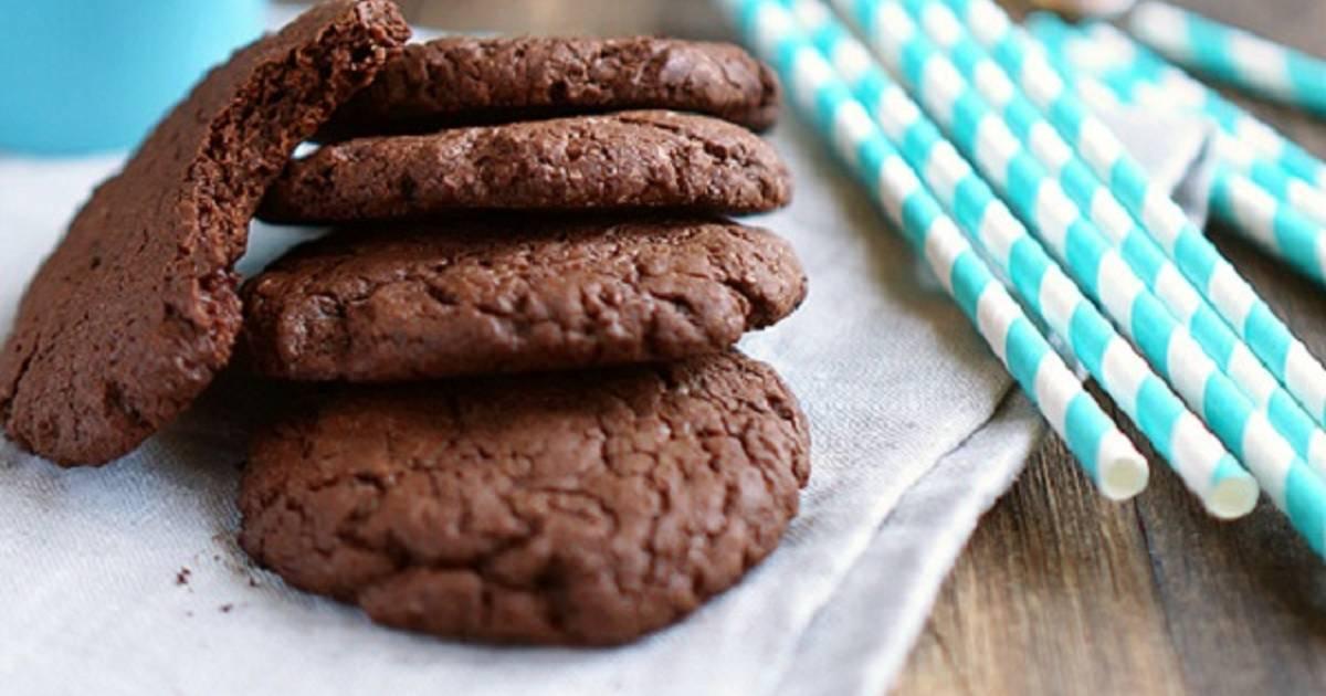 Шоколадное песочное печенье рецепты приготовления