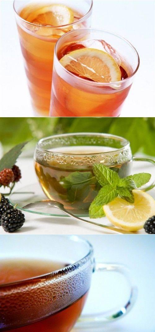 Холодный чай: рецепт приготовления в домашних условиях