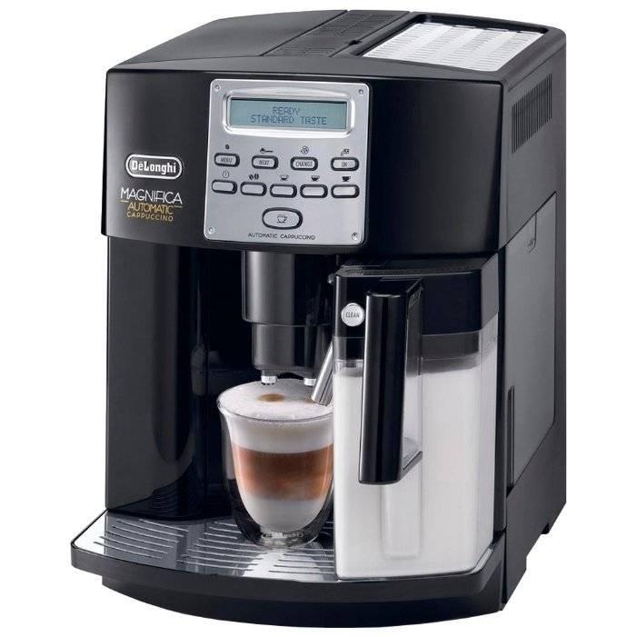 Обзоры кофейной техники delonghi