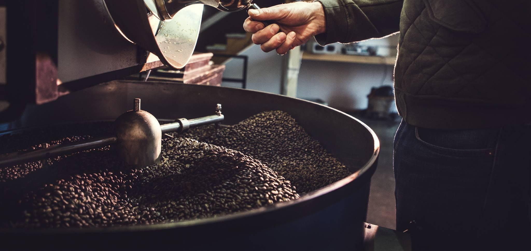 Методы обработки кофе: сухой и влажный.