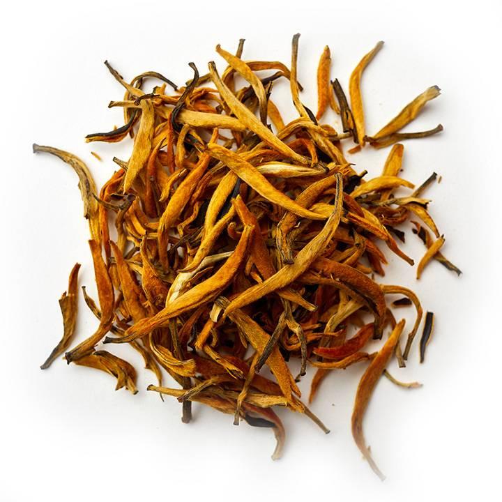 Описание кимун – китайского красного чая из ци мэнь
