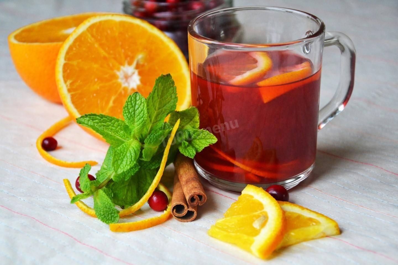 Рецепты освежающих апельсиновых напитков