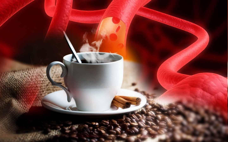 Как кофе влияет на сердце?