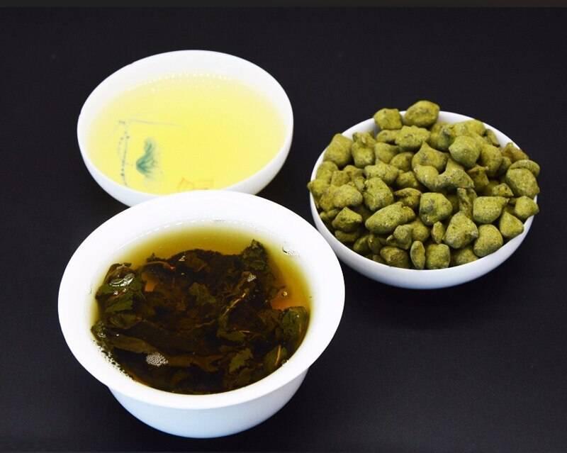 Улун женьшень: как заваривать зеленый женьшеневый чай, полезные свойства напитка из тайваня
