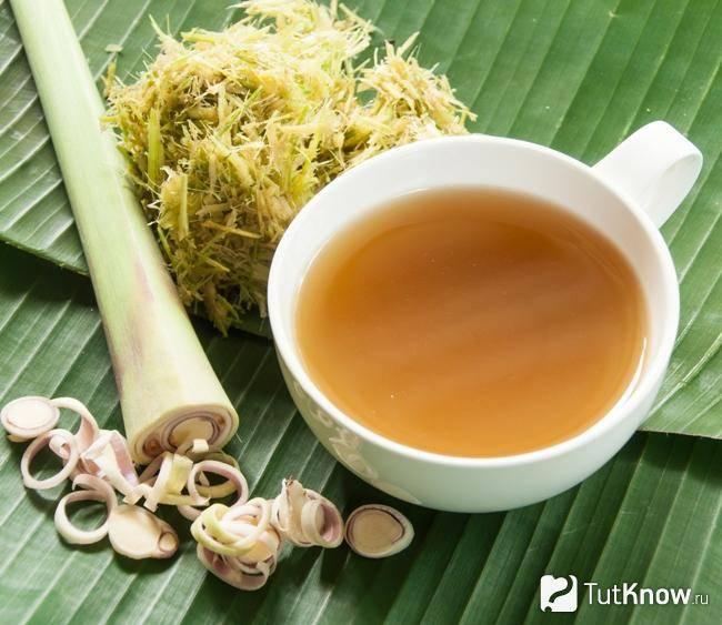 Эфирное масло лемонграсса: свойства и применение