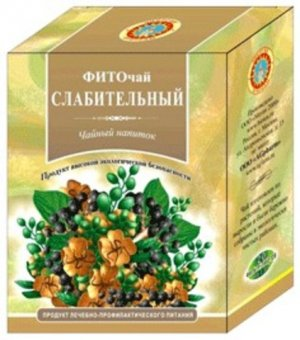 Слабительные чаи и травы при запорах
