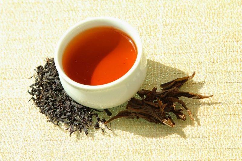 Красный чай: польза и вред для здоровья