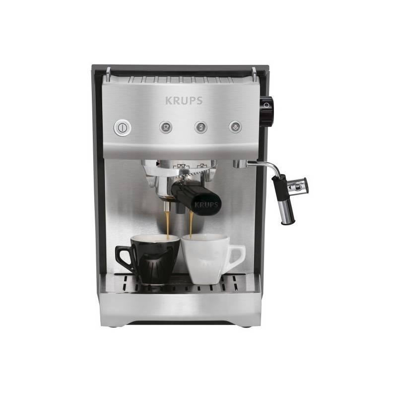 Обзоры кофейной техники krups