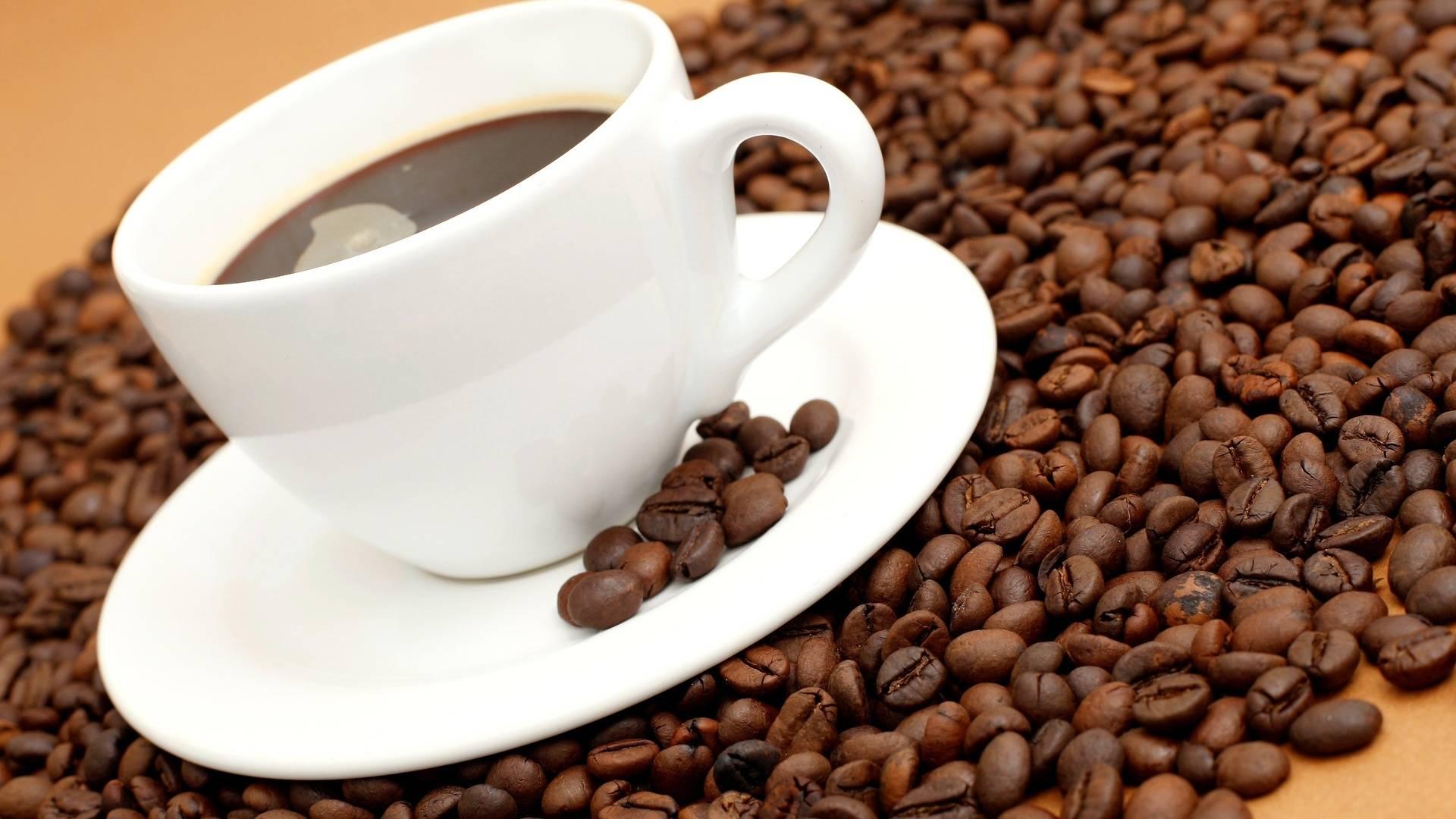 Белый кофе - что это такое, чем отличается от черного?