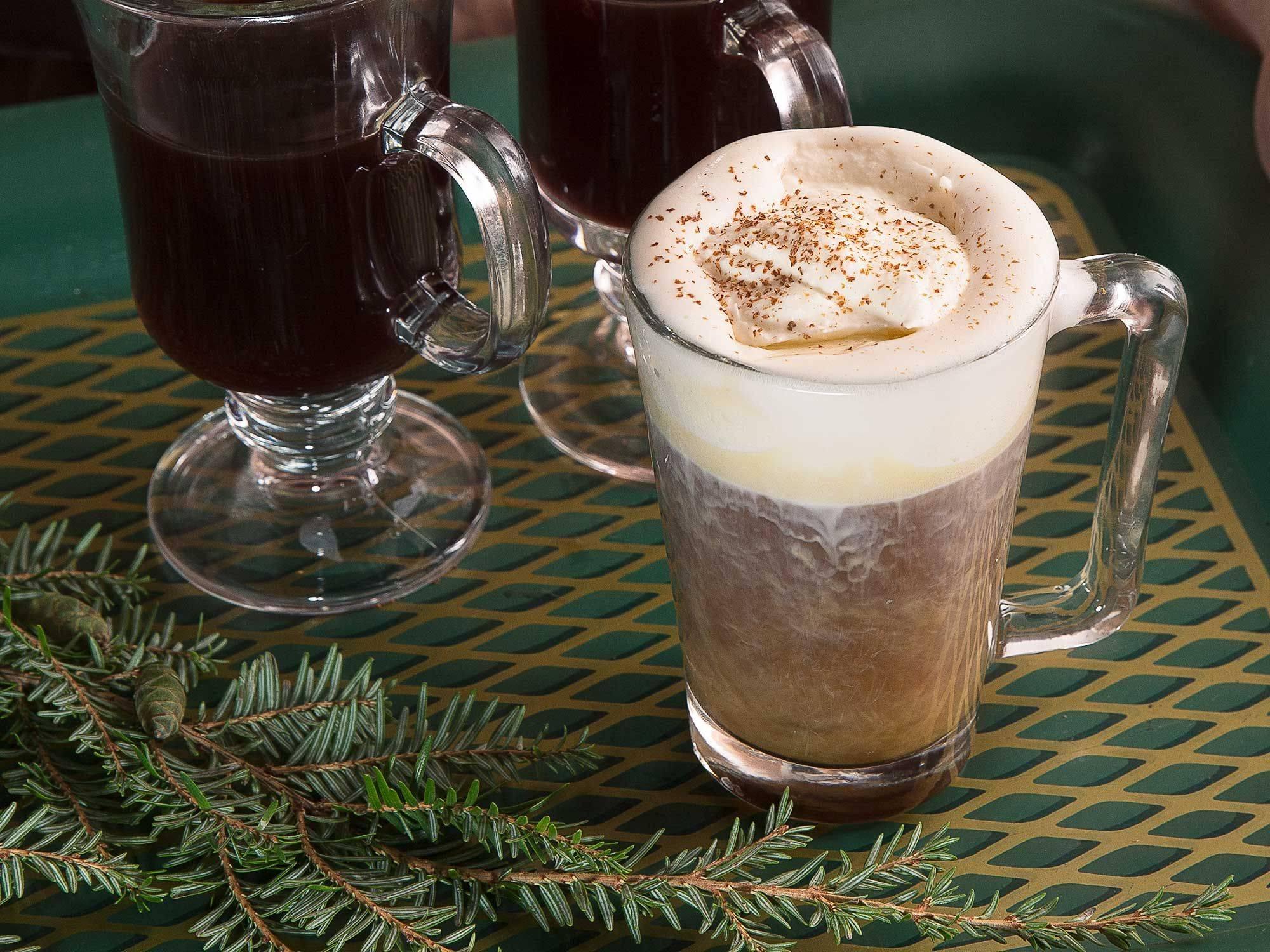 Что такое айриш кофе и с чем его едят?