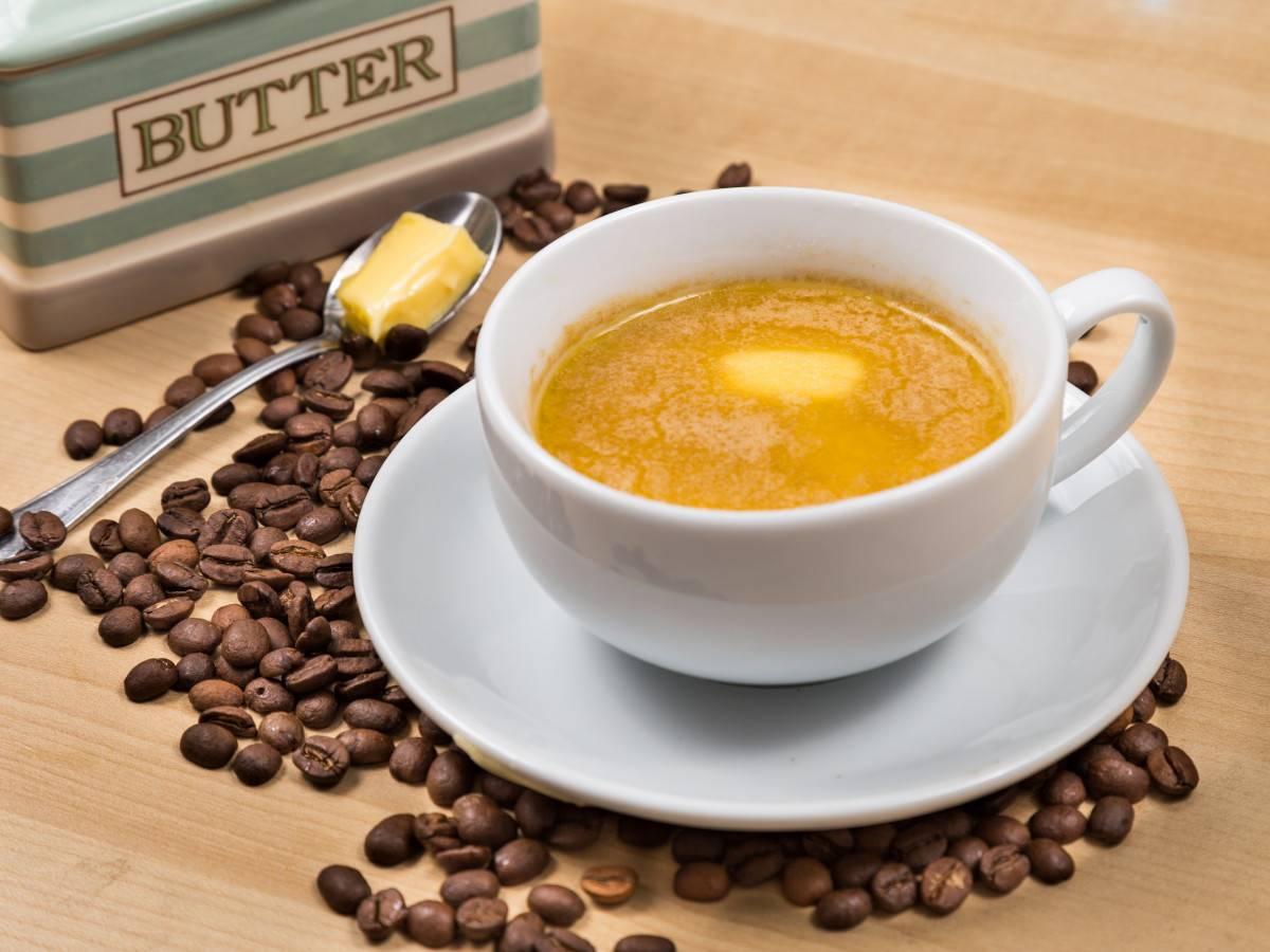 Кофе с маслом и его 5 невероятных целительных свойств