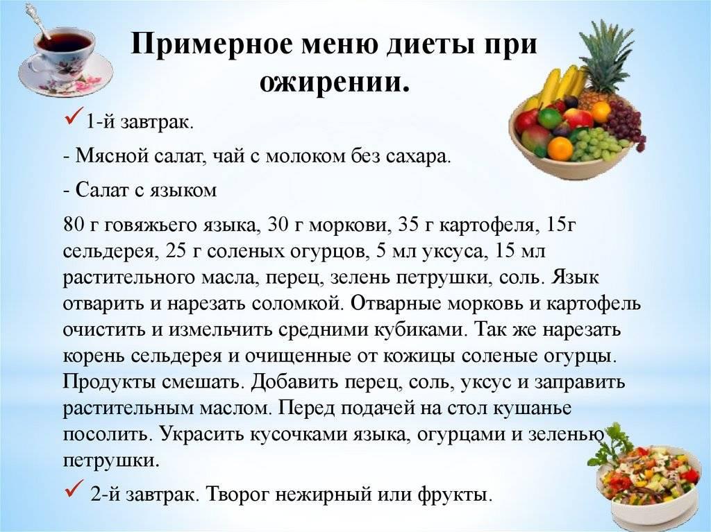 Чайная диета для похудения: меню - минус 10 кг легко - похудейкина