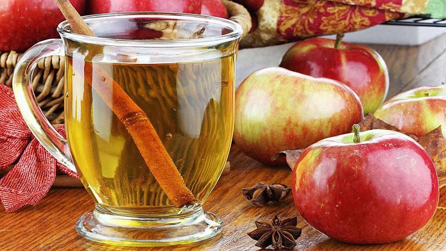 Чай с яблоками: польза и лучшие рецепты приготовления
