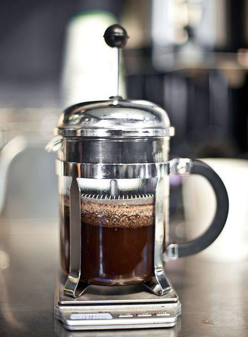 Кофе из френч – пресса или кофемашины – что лучше?