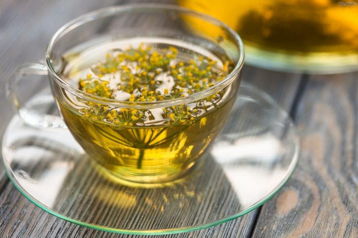 Чем полезен фенхелевый чай для грудничков и кормящих мам