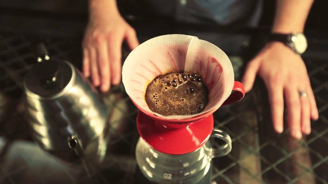 Пуровер кофеварка - что это такое?   все о кофе