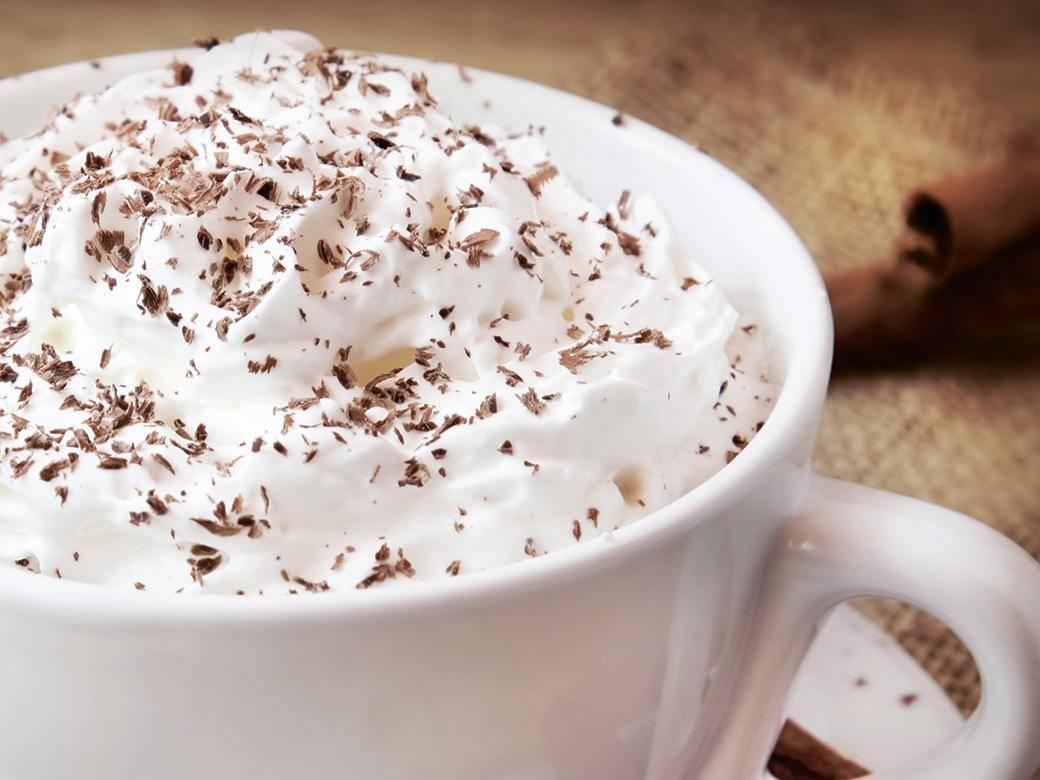 Венский кофе, традиционный и меланж рецепты