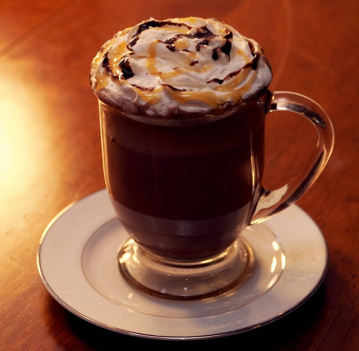 Кофе мокко вкусно до последней капли рецепт с фото