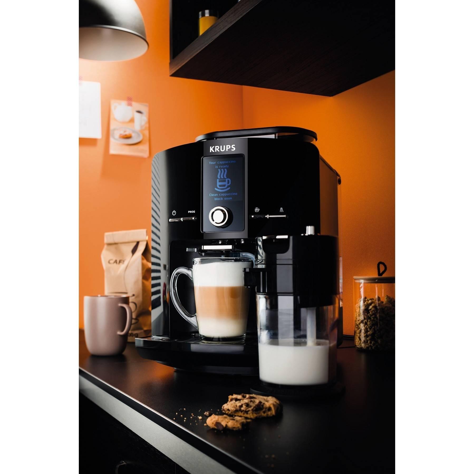 Кофемашины krups: обзор лучших моделей