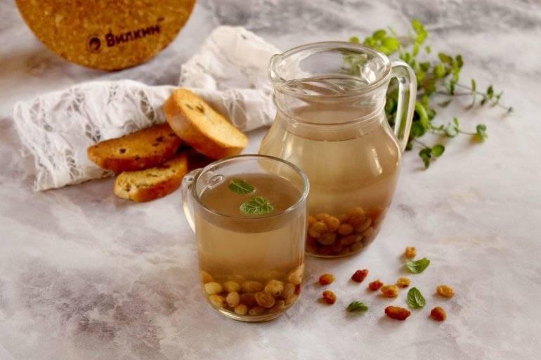 Как приготовить компот из чернослива на зиму по рецепту с фото